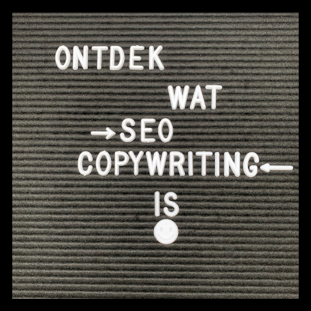 wat is seo copywriting