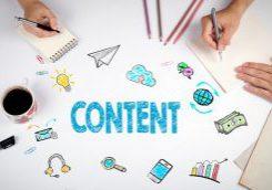tekstschrijver content